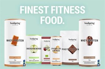 Exclusive 15% Foodspring discount code