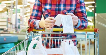 Grocery Shopping Savings: Even a Large Family Can Save at the Food Store